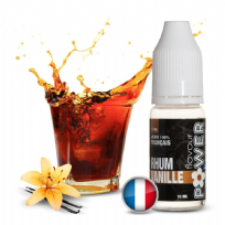 e-liquide Rhum Vanille de Flavour Power - 10ml